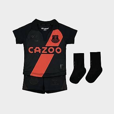 Umbro Kit Extérieur Everton FC 2021/22 Bébé
