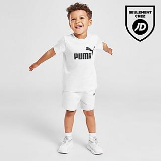 Puma Ensemble T-shirt/Short Essential Logo Enfant