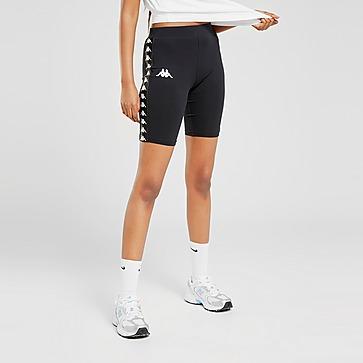 Kappa Short Cycliste Tape Femme