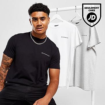 McKenzie Pack 3 T-Shirt Essential Homme