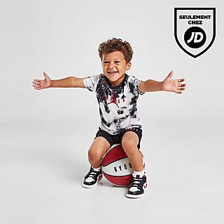 Jordan Ensemble T-Shirt/Short Jumpman Tie Dye Bébé