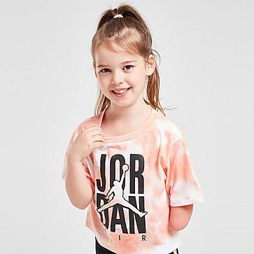 Jordan Ensemble T-Shirt/Short Tie-Dye Filles Enfant