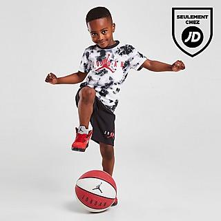 Jordan Ensemble T-Shirt/Short Tie Dye Enfant