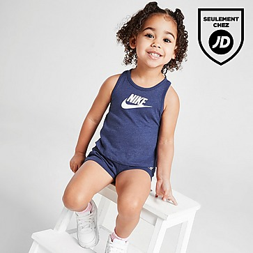Nike Ensemble Débardeur et Short Harbour Fille Bébé