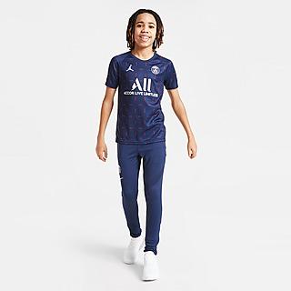 Jordan Maillot Pré Match Paris Saint Germain Junior PRE ORD