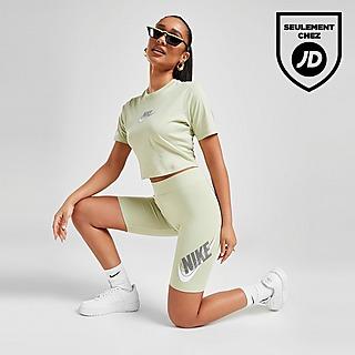 Nike Short Cycliste Futura Femme