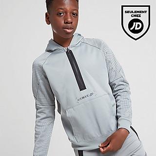 Nike Swet à Capuche 1/2 Zippé Air Max Junior