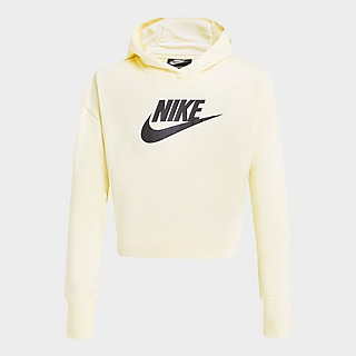 Nike Sweat à Capuche Club French Terry Court Fille Junior