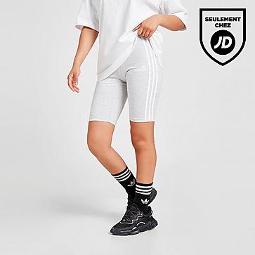 adidas Originals Short Cycliste 3 Bandes Femme