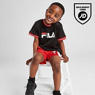 Fila Ensemble T-Shirt/Short Booker Enfant