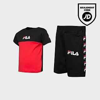 Fila Ensemble T-Shirt/Short Repeat Logo Bébé