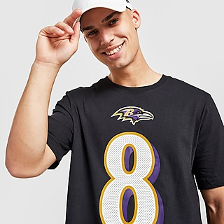 Nike T-Shirt NFL Baltimore Ravens Jackson #8 Homme