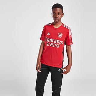 adidas Maillot d'Entraînement FC Arsenal Tiro Junior