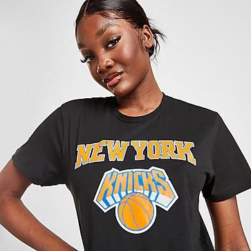 New Era T-shirt NBA New York Knicks Femme