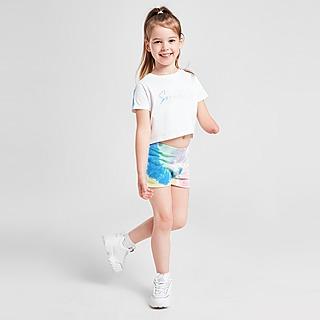 Sonneti Ensemble Mini T-Shirt/Short Tie Dye Enfant