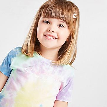 Sonneti Ensemble T-shirt/ Short Micro Tie Dye Bébé Fille