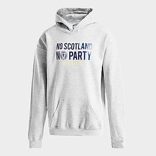 Official Team Sweat à capuche Scotland No Party Junior Pré-commande