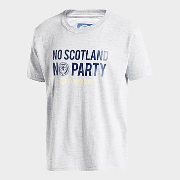 Official Team T-shirt Scotland No Party Junior Pré-commande