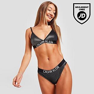 Calvin Klein Swim Slip Sparkle Femme