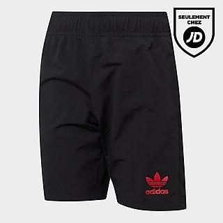 adidas Originals Repeat Trefoil Swim Shorts Junior