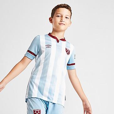 Umbro West Ham United FC 2021/22 Away Shorts Junior