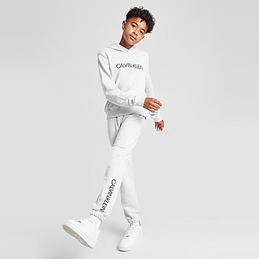 Calvin Klein Insituitional Logo Hooded Tracksuit