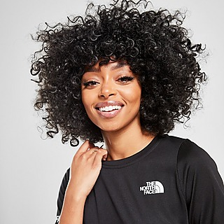 The North Face T-shirt 'Mountain Athletics Crop Femme
