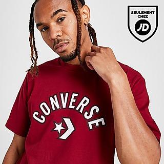 Converse T-Shirt Arch Homme