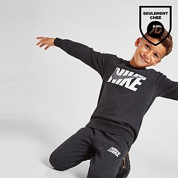 Nike Ensemble de Survêtement Hybrid Crew Enfant
