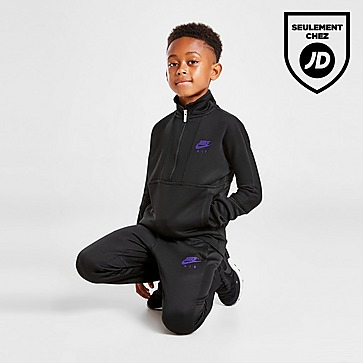 Nike Air Poly 1/4 Zip Tracksuit Children