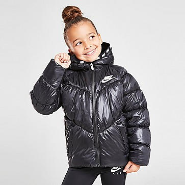 Nike Girls' Chevron Padded Jacket Children
