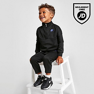 Nike Air Poly 1/4 Zip Tracksuit Infant