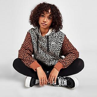 Vans Leopard All Over Print Hoodie