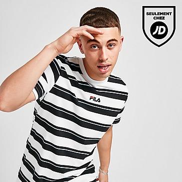 Fila T-Shirt Lance Stripe Homme
