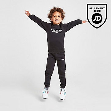 McKenzie Survêtement Mini Essential Large Logo Crew Enfant