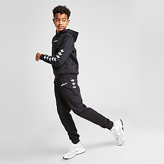 adidas Originals Sweat à capuche Repeat Trefoil Junior