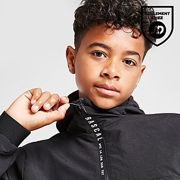 Rascal Nite 1/4 Zip Windbreaker Junior