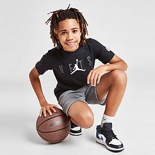 Jordan NBA Brooklyn Nets Jumpman T-Shirt Junior