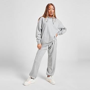Nike Sweat à capuche oversize en tissu Fleece Nike Sportswear Essential Collection pour Femme