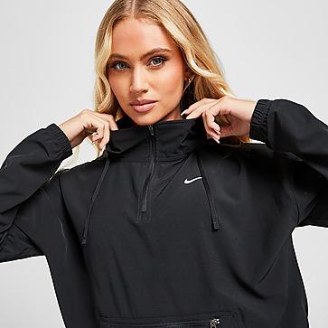 Nike Training Pro 1/2 Zip Packable Jacket
