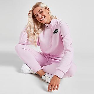 Nike Top Double Futura 1/4 Zip Femme