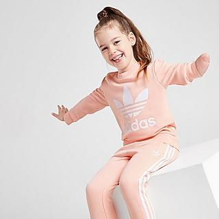 adidas Originals Survêtement Trefoil Crew Enfant