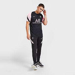 Nike Pantalon de football en maille Nike Dri-FIT Paris Saint-Germain Strike Extérieur pour Homme