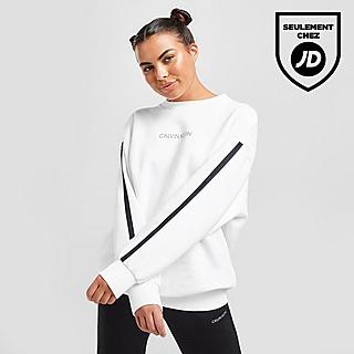 Calvin Klein Sweatshirt Performance Tape Crew Femme