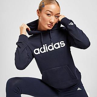 adidas Sweat à Capuche Core Linear Femme