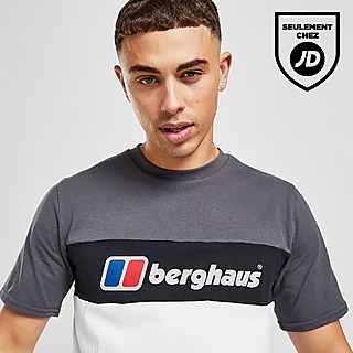 Berghaus T-Shirt Color Block Homme