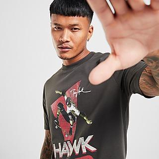Hawk T-shirt Costa Homme