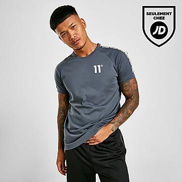 11 Degrees T-Shirt Tape Homme