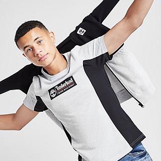 Timberland Colour Block T-Shirt Junior
