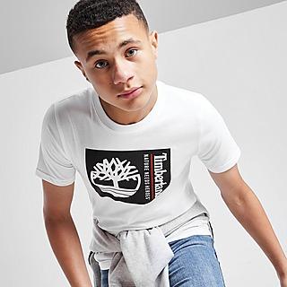 Timberland Graphic Logo T-Shirt Junior